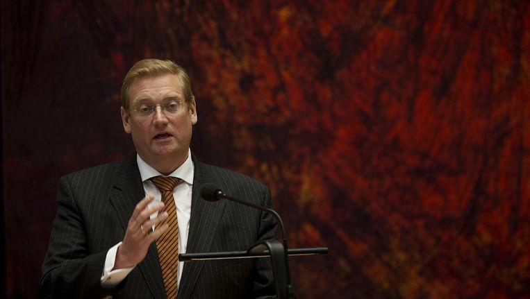 Ard van der Steur (VVD) Beeld null