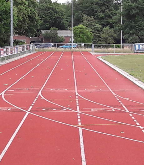 Groei van populaire atletiekvereniging uit Aalten geremd door geldkwestie