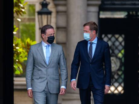 Bart De Wever et Paul Magnette préparent une nouvelle rencontre avec les Verts