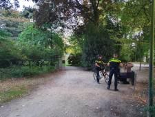 Politie vindt tijdens eerste preventieve fouilleringen in Tilburg twee mogelijke steekwapens
