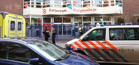 Meisje (16) overleden bij schietpartij Designcollege in Rotterdam-West: verdachte (31) aangehouden