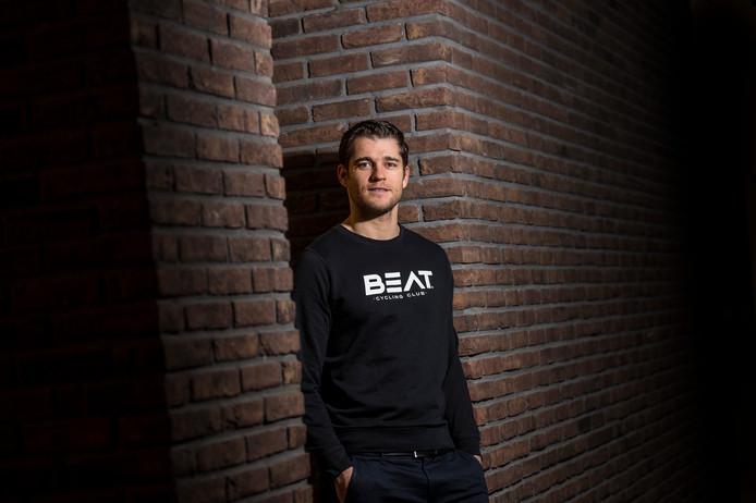 Baanwielrenner Theo Bos in het Omnisport.