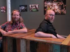 Filmers Filmcafé in Den Bosch 'Een scenario is als een bouwpakketje'