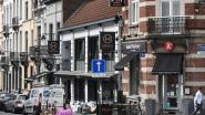 Hevige dakbrand in restaurant in Europese Wijk