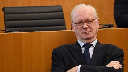 Armand De Decker krijgt straks staatsbegrafenis in Ukkel