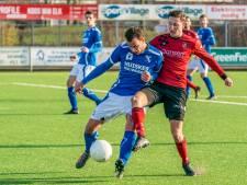 Amateurvoetbal: nauwelijks competitie, wel districtsbeker (schema)