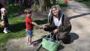 Paashazen maken meer dan 300 kinderen gelukkig