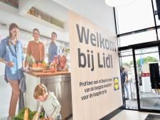 Tweede Lidl in Doetinchem feestelijk geopend