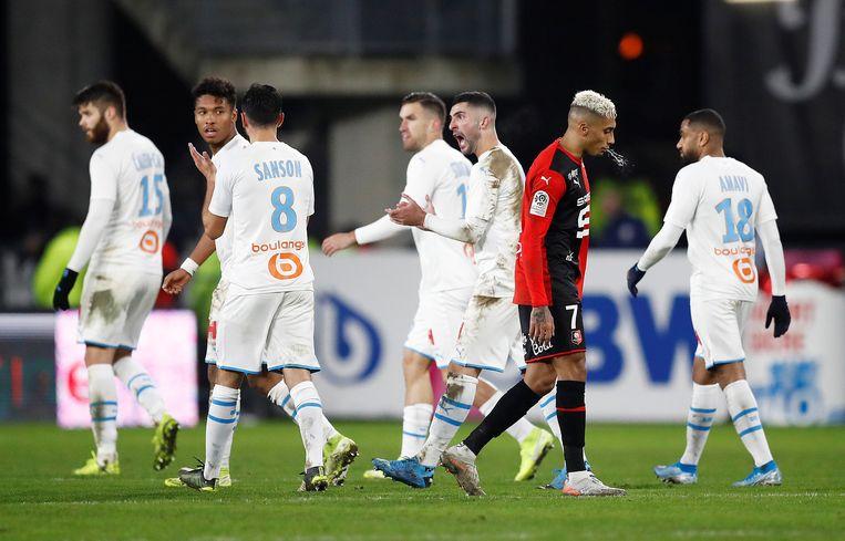 Raphinha is de op één na duurste aankoop ooit van Rennes.