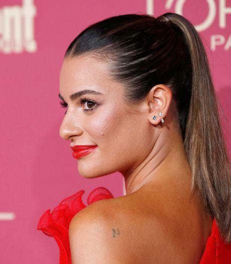 'Glee-actrice Lea Michele zwanger van eerste kindje'