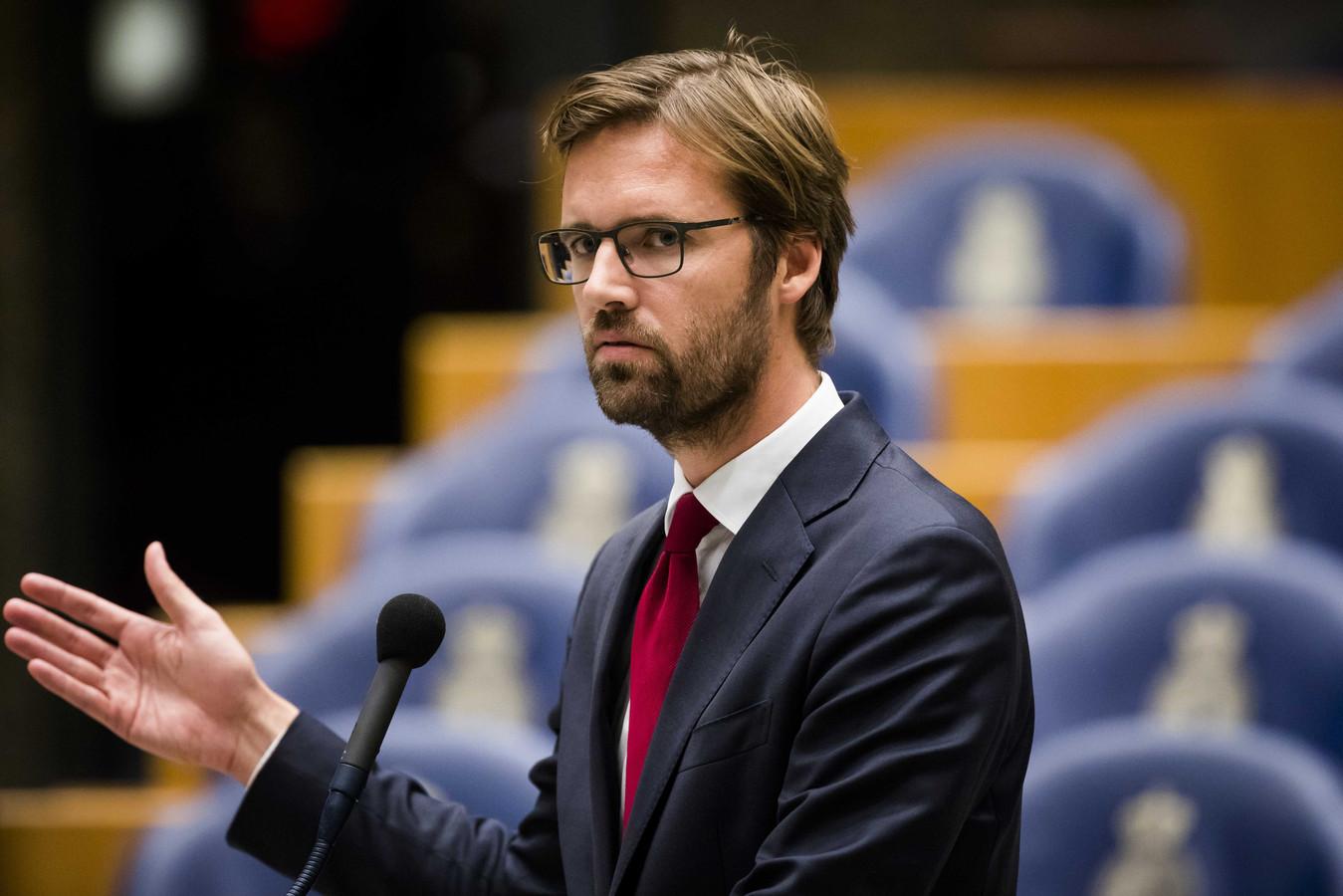 Sjoerd Sjoerdsma (D66).