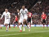PSG bezorgt Solskjaer eerste nederlaag als coach van United