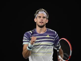 Thiem tweede finalist op Australian Open na viersetter tegen Zverev