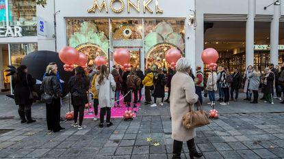 Grootste Monki ter wereld opent op de Meir