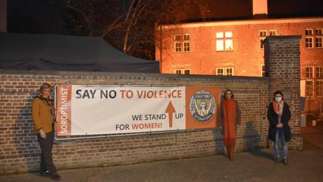 Gemeente Lennik steunt Orange The World campagne tegen geweld op vrouwen
