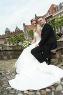 Andrea en Koen woonden in Almere en kozen om te trouwen voor Amersfoort.
