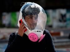 Des casques futuristes pour se protéger du coronavirus