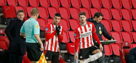 PSV heeft dit seizoen al drie complete elftallen ingezet in de eredivisie en meer is nog mogelijk