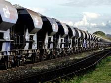 SP wil opheldering over tientallen goederentreinen door Groene Hart