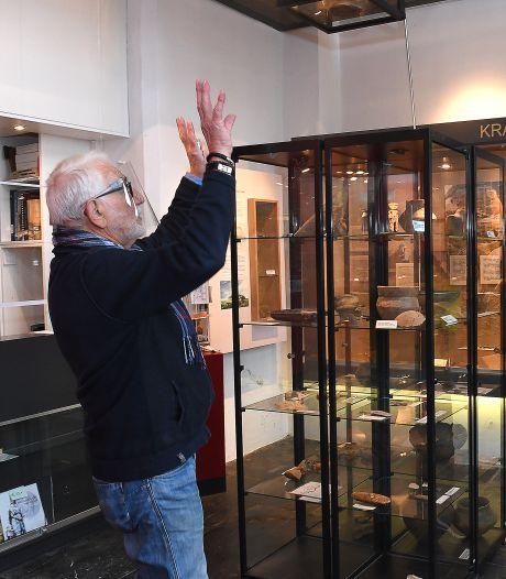 Museumvrijwilliger kan eindelijk zijn verhaal weer kwijt