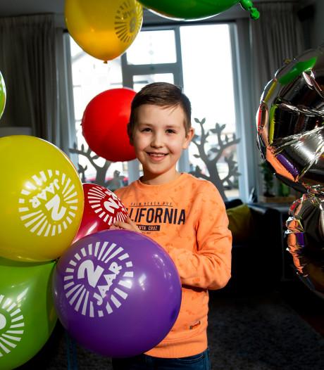 Zó vieren onze schrikkelkinderen hun verjaardag: 'Het wordt extra feest!'