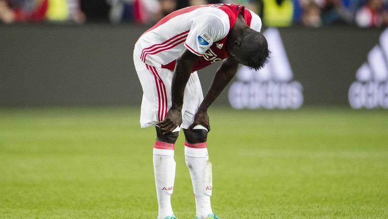 Aankoop Davinson Sánchez na de nederlaag tegen Willem II Beeld ANP Pro Shots