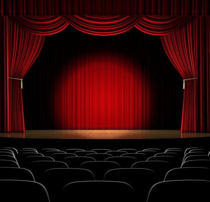 stockagenda stockfoto stockadr theater toneel