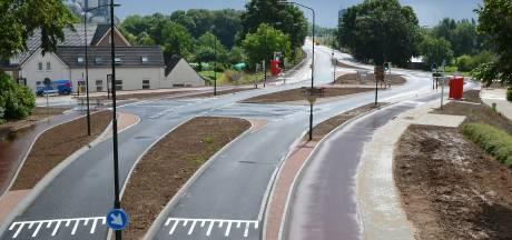 Maand lang verkeershinder in Weurt door vervangen stroomkabel met storing