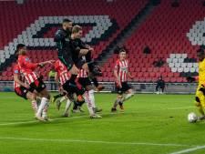 LIVE | Rosario rondt prima PSV-aanval af en verdubbelt score tegen RKC