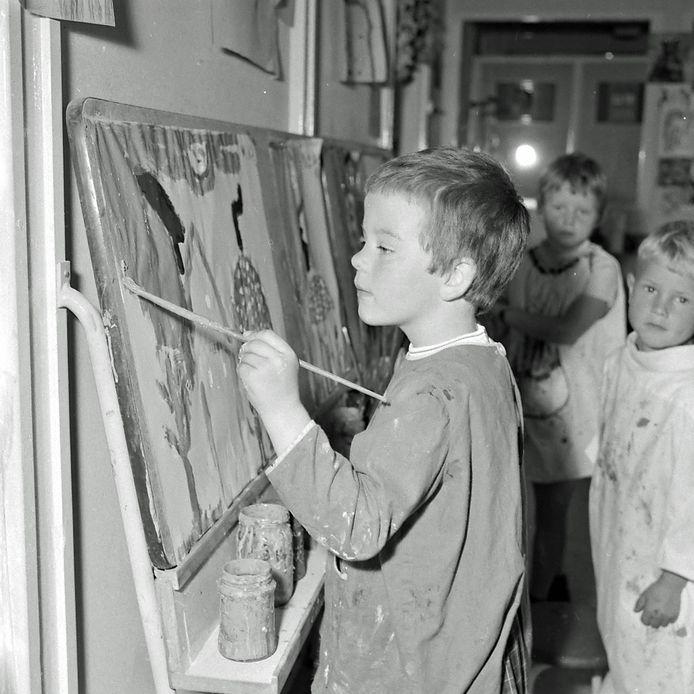 Kleuterschool in Nuenen
