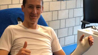 Football Talk. Eis van Beerschot na match in Virton verworpen - Vanaken speelklaar voor bekerduel