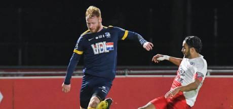Gevalletje puntje-van-je-stoelwerk bij FC Eindhoven: 'De goals vielen ongelukkig'