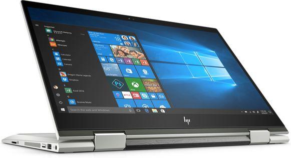 De HP Envy x360.