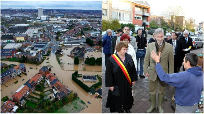 """""""Evacueren of we slaan u in de boeien!"""": tien jaar geleden liepen honderden huizen onder water in de Zennevallei"""