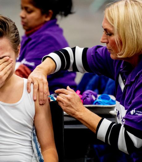 Aantal vaccinaties daalt niet langer
