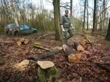 Politie, boa's en jagers maken in de Achterhoek samen jacht op criminelen