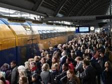 NS en ProRail aan de gang met krap centraal station Amersfoort