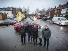 Bewoners straat in Oldenzaal in verzet tegen plan Björn Kuipers