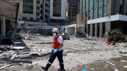 Rode Kruis Vlaanderen doet oproep om te doneren aan slachtoffers van explosie Beiroet