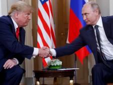 Trump nodigt Poetin uit voor nieuwe top in VS