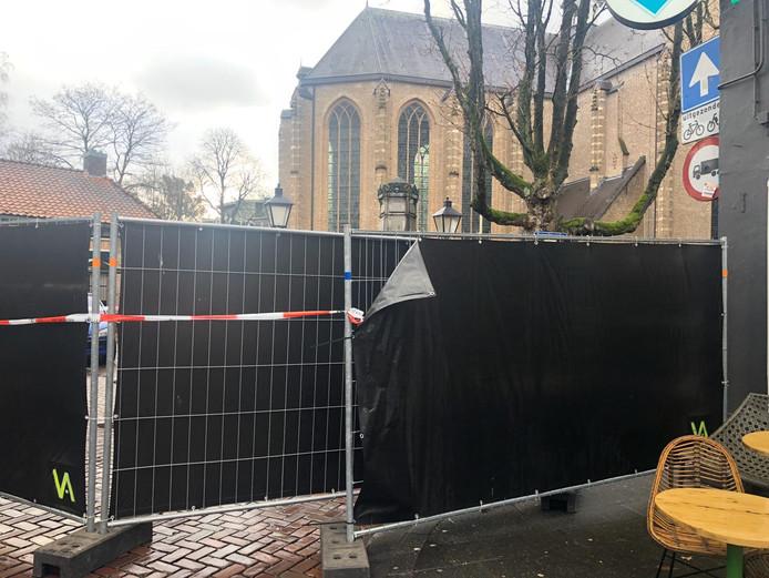 Dode man gevonden bij kerk in Breda