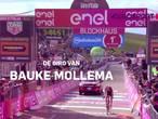 Hoe veroverde Mollema de zevende plek in de Giro?