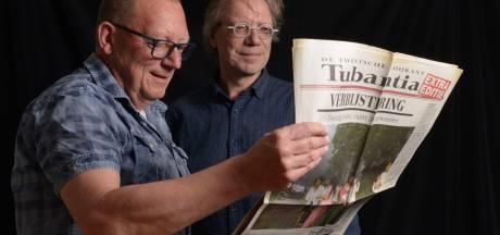 Wat gebeurde er bij de krant op de dag van de vuurwerkramp?