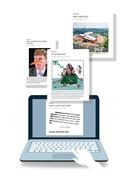 Voorbeelden van de prikkelende posts op gekkermoethetnietworden.nl.