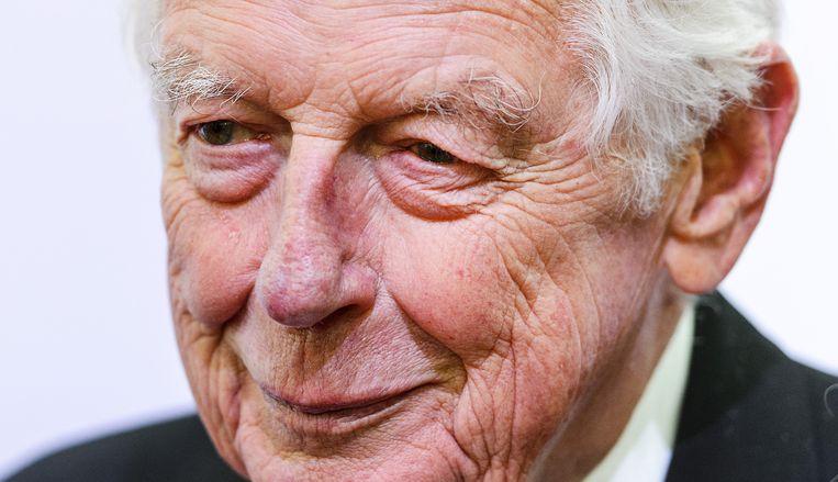 Wim Kok was tot het einde van zijn paarse kabinetten onomstreden als leider in de PvdA. Beeld anp
