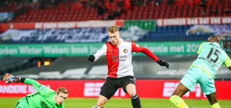 LIVE | Feyenoord en AZ halverwege op gelijke hoogte door goals van Jørgensen en Karlsson
