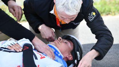 KOERS KORT (11/3). Barguil breekt nekwervel, Uran sleutelbeen - Van Avermaet voert CCC aan in Tirreno-Adriatico