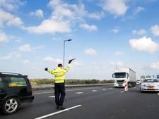 Pas op voor gladde wegen in Zeeland
