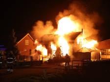 Afpersingszaak De Groot: twee aanhoudingen voor stichten verwoestende brand in huis van broers in Hedel