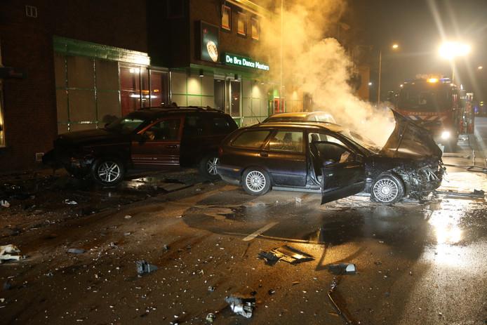 Ongeval Stationsstraat, Roosendaal.